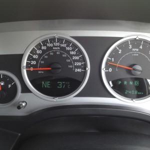 37℃猛暑