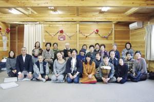 2012仮設住宅慰問