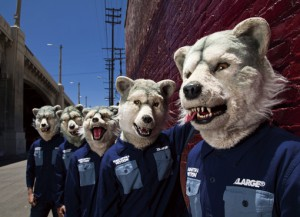 PHOTO_MAN WITH A MISSION