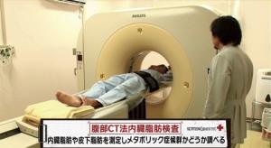 人間ドックCT検査2